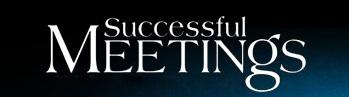 Successful Meetings Magazine logo