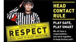 Head Contact Rule Ad