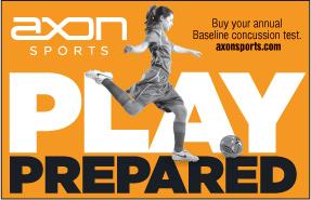 Axon Sports Eastbay Ad
