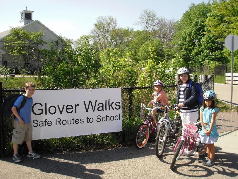 Glover School Walks