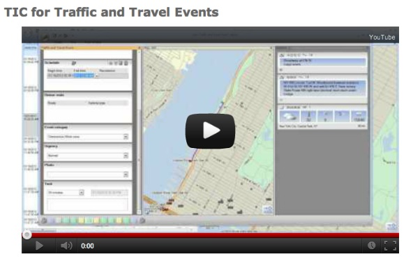 Traffic and Travel Entry Video