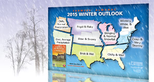 Our 2015 Winter Forecast!