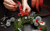 Host A Wreath-Making Party!