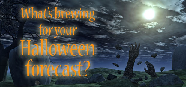 What's Brewing For Your Halloween Forecast?
