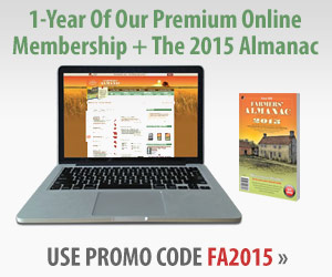 Paid Tier + the 2015 Almanac