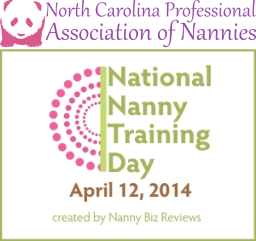 2014 National Nanny Training Day Research Triangle Park