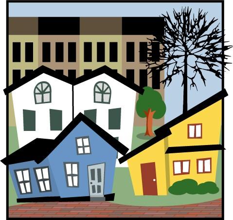 Columbia Home Tour Logo