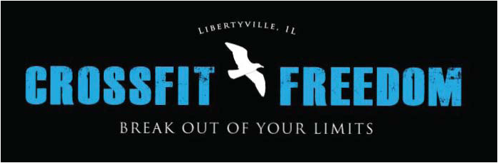 CrossFit Freedom Business Logo