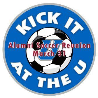 Alumni Soccer on March 31