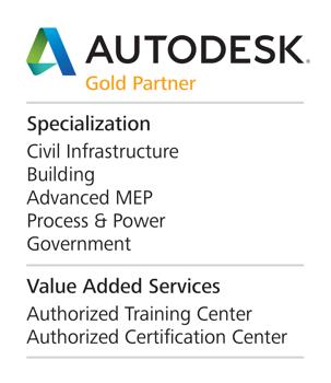 Autodesk Partner Program Logo