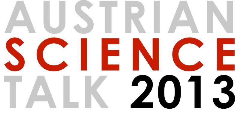 Austrian Science Talk 2013