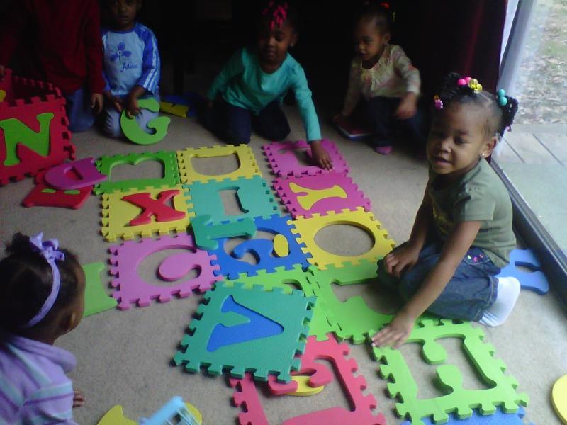 US Toy Alphabet Mat