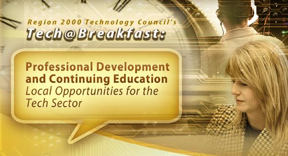 June 6th Tech@Breakfast
