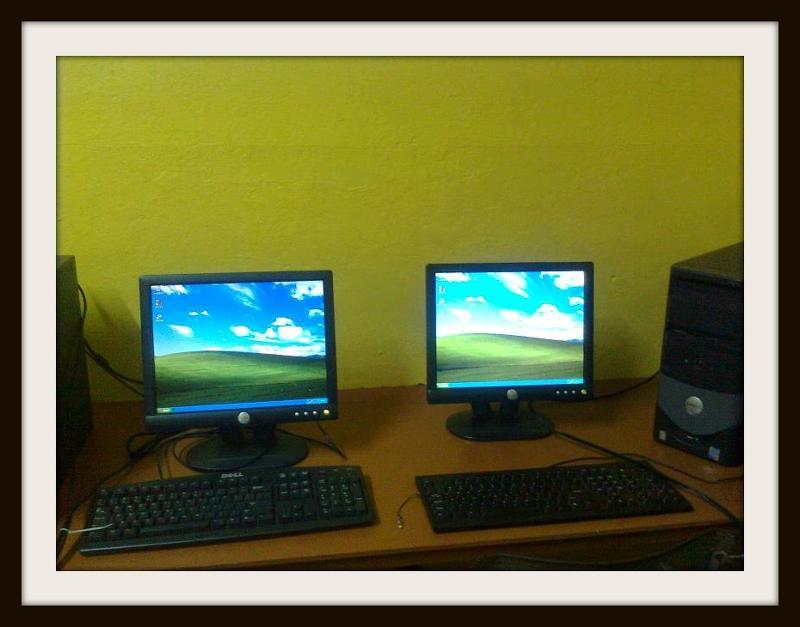 Computers at Ebenezer Primary