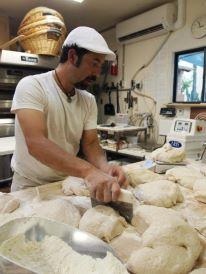 Don baking Barrio Bread