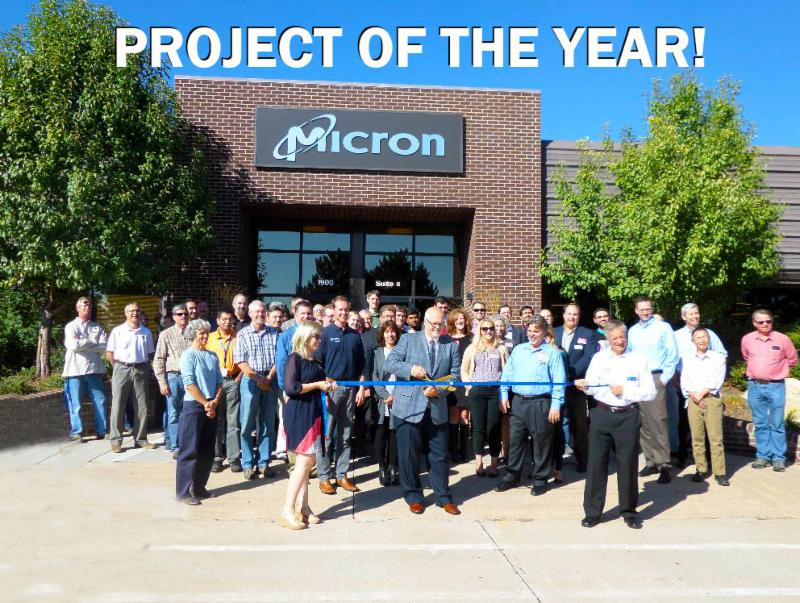 Micron - Project of the Year