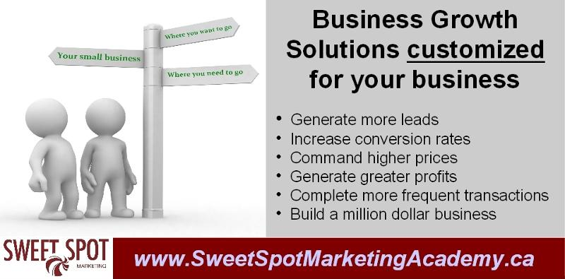 Sweet Spot Marketing Academy