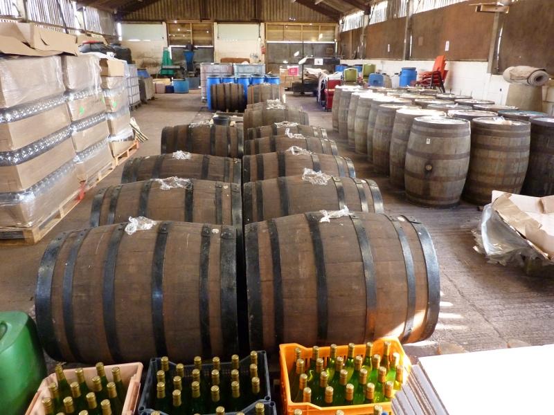 ROW barrels
