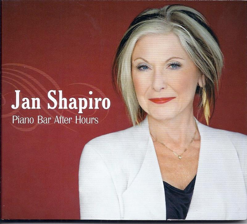 Jan Shapiro Piano Bar After Hours