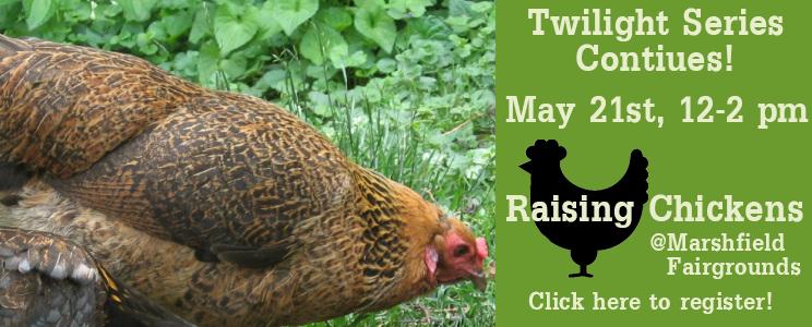 SEMAP Raising Chickens Workshop