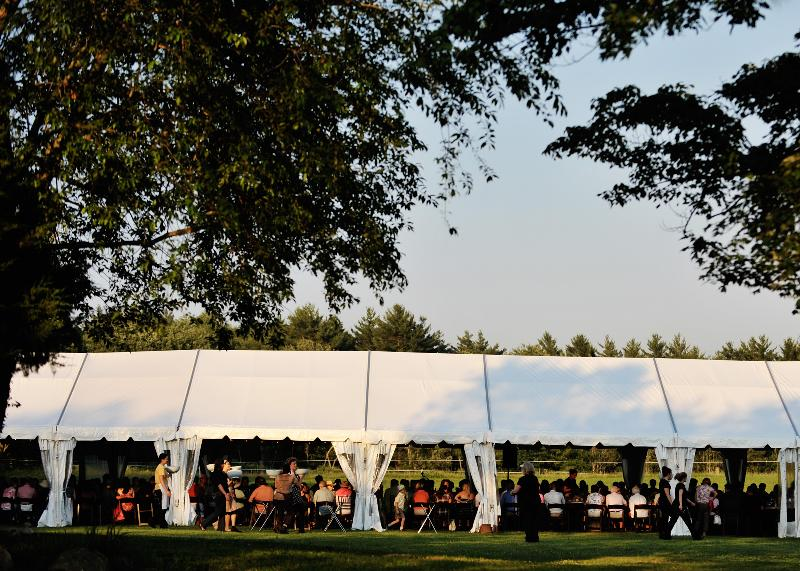 F2T 2012 tent