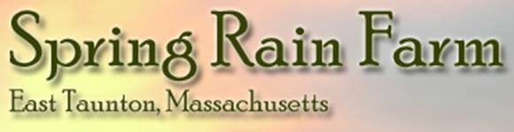 Spring Rain Farm logo