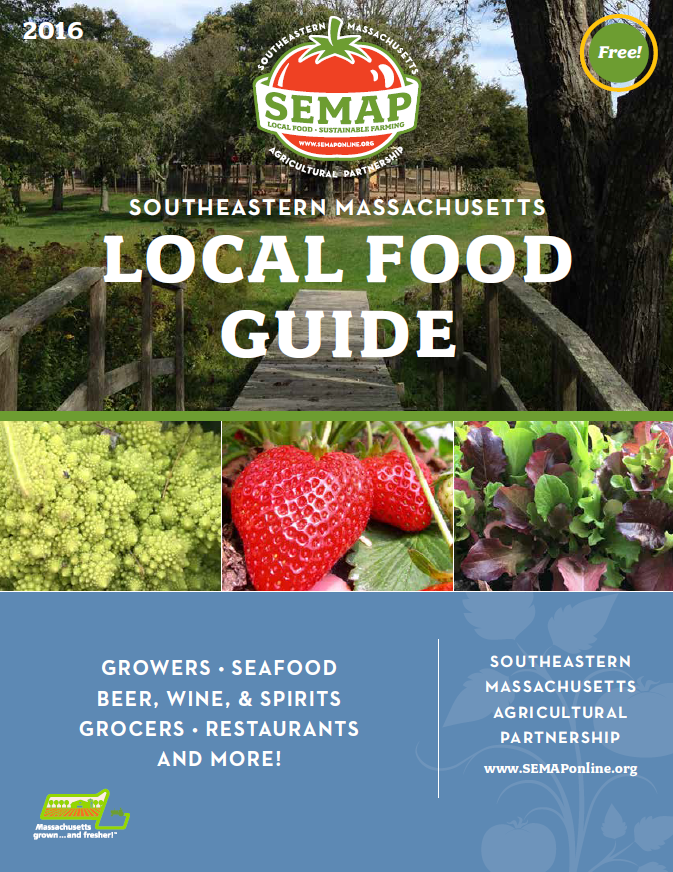 2016 Local Food Guide