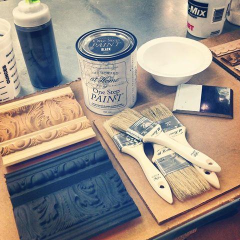 one step paint workshop