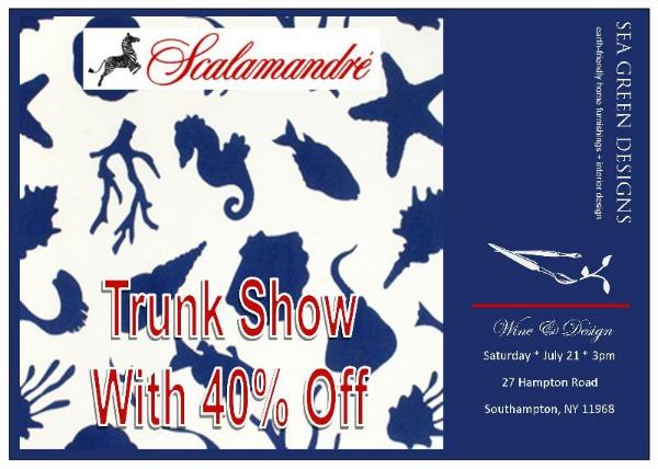 Scalamndre Trunk Show