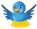 twitter icon scrubbie bird