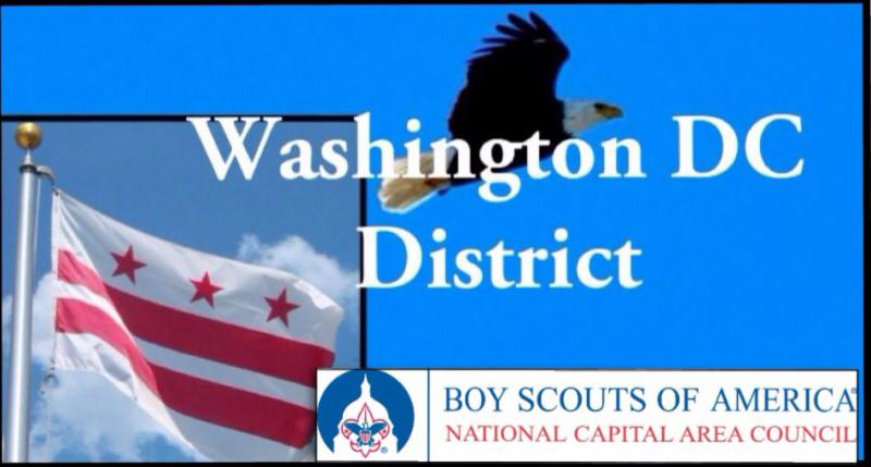 Boy Scouts of America, National Capital area Council, Washington DC District