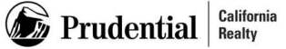 Prudential CA Realty logo