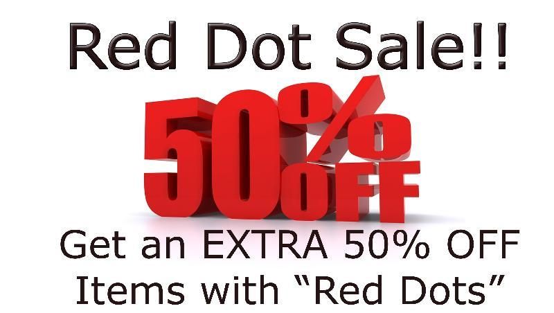 Red Dot Sign