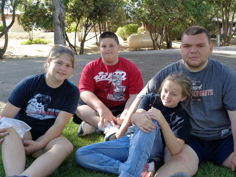 Camp Shane Arizona Newsletter - December 2014
