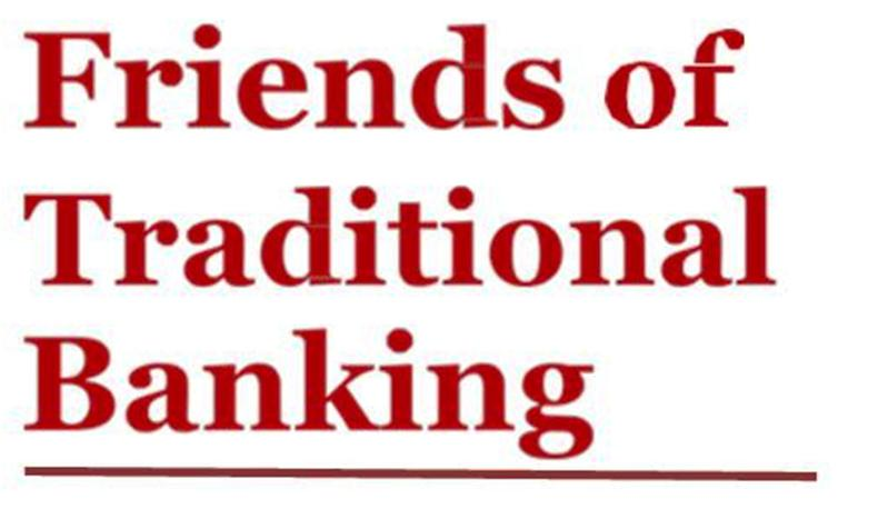 Friends of Traditional Banking logo