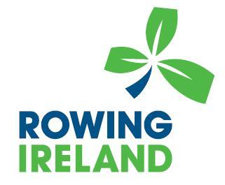 Rowing Ireland Logo