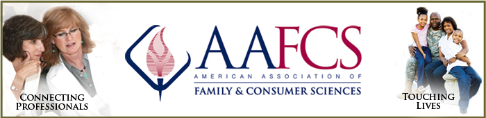 AAFCS Banner