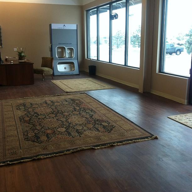 go ahead floor me | paradigm interiors
