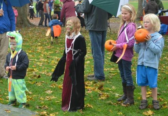 pumpkin roll 2012