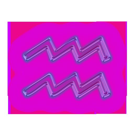Aquarius neon