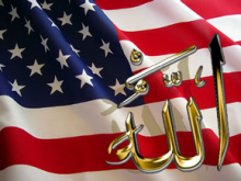 Islam over Ameria