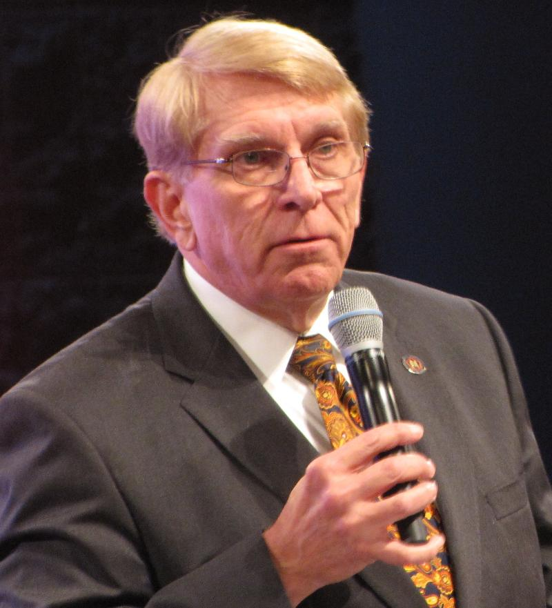 William J Murray speaks at the Preserving Freedom Conference
