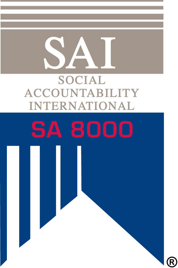 Certificazione SA8000