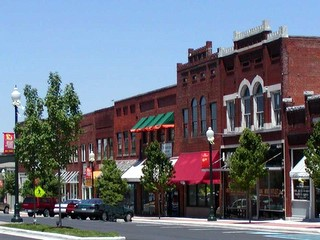Downtown Dalton, Ga