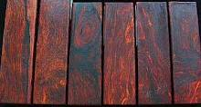 Cocobolo turning blanks