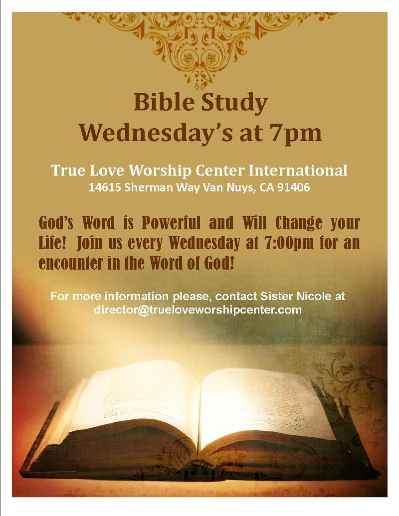 Walk in Love. Bible study on love.