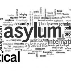 Asylum conference logo