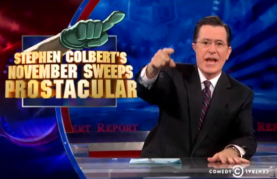 Colbert's prostacular