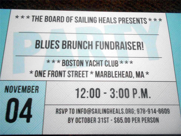 Blues Brunch Fundraiser!