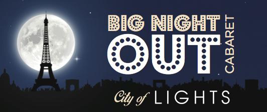 Big Night Out Cabaret 2014